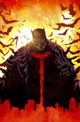 Batman Cover - Redux