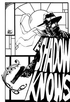 The Shadow sketch
