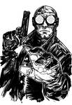 Lobster Johnson wants YOU