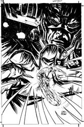 Galactus - Private Commission by thisismyboomstick