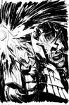 IDW Dredd Cover Inks
