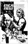 Escape from New York inks