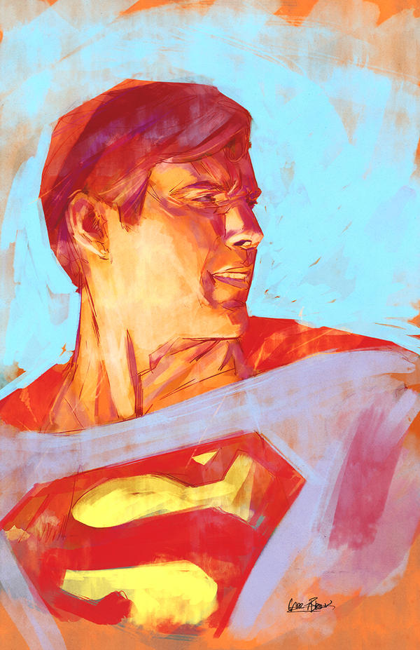 Superman by thisismyboomstick
