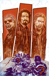 Sons of Anarchy 4 colors