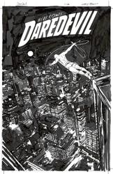 Daredevil Spec cover