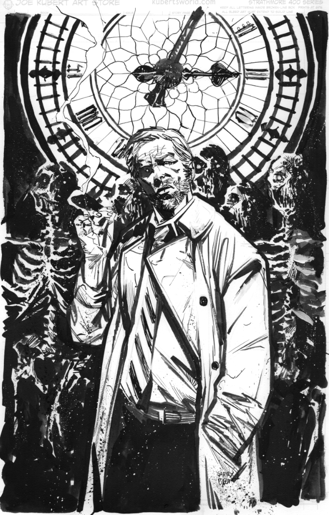 Hellblazer Pre NYCC Commission by thisismyboomstick