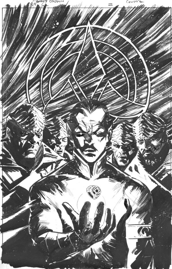 Star Trek v Green Lantern 2 by thisismyboomstick