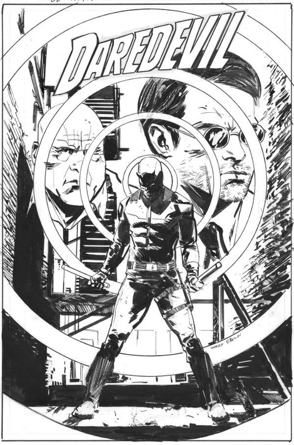 Daredevil Show