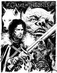 Jon Snow NYCC Commission