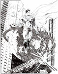 Superman NYCC commission