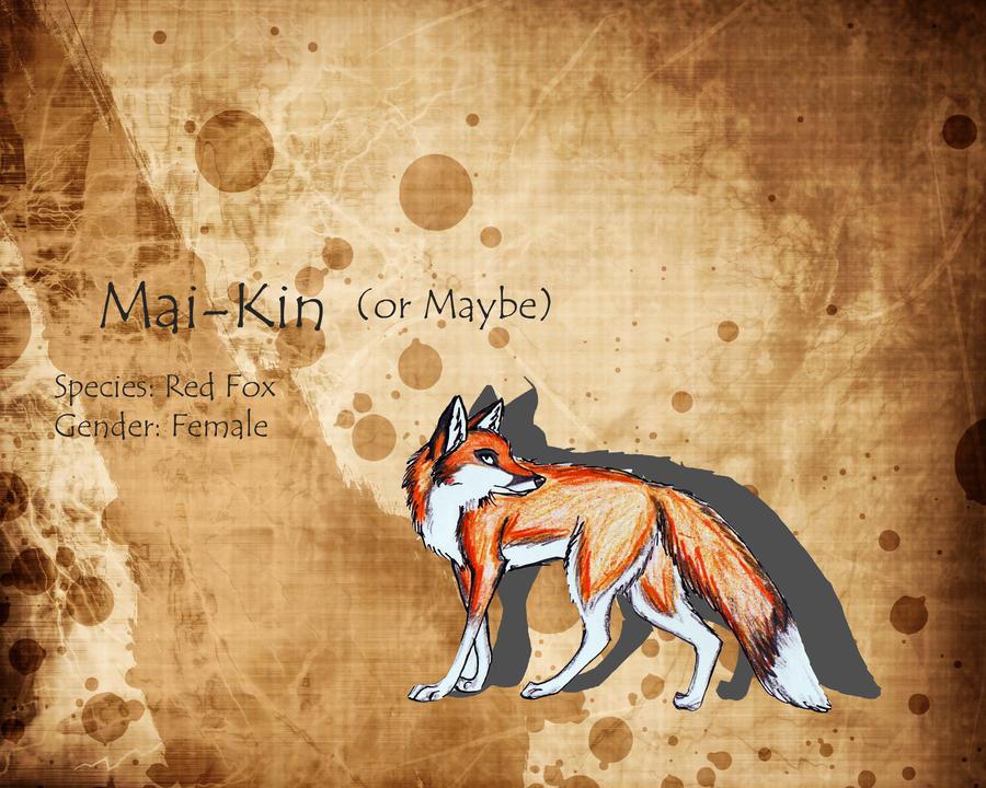 Mai-Kin sheet by Nanook94