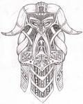 like a viking thing?