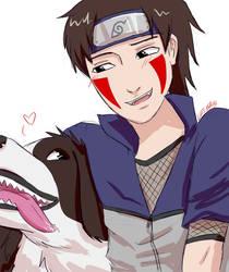 Shikon and Toru by loveHinaSasu