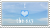 Sky Stamp by DaMoni