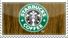 Starbucks Stamp by DaMoni