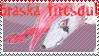 Braska Firesoul Stamp by DaMoni
