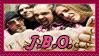 J.B.O. Stamp by DaMoni