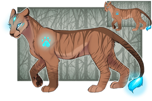 Closed-Lioness Adopt by Katez-Adopts