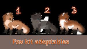 OPEN-Fox kit adoptables