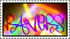 I support...Ravers Stamp by BloodCross