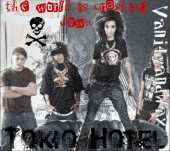 Tokio Hotel icon 2 by gothic-lollipop