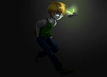 Lucas and the wraith