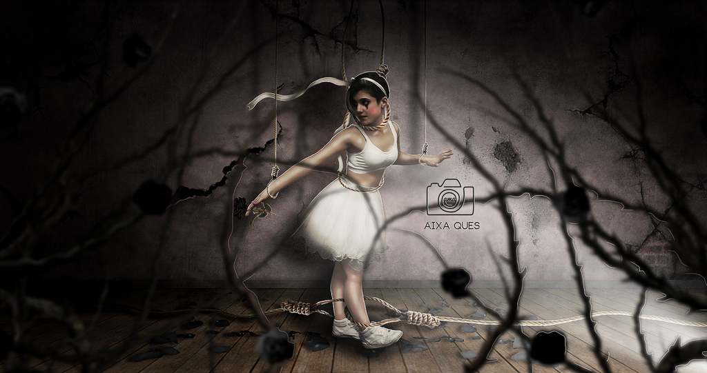 Dolly + Digital Image Photoshop + Aixa Ques by almostlovers-forever