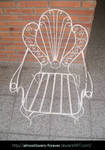 Vintage chair Stock 4
