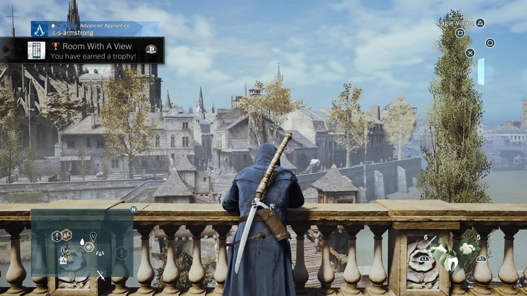 Assassin's Creed Unity Arno's Home by Buzyma