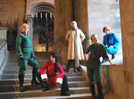 Cosplay - Germany - Group
