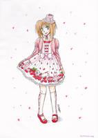 Sugar Lolita by hyacinthess