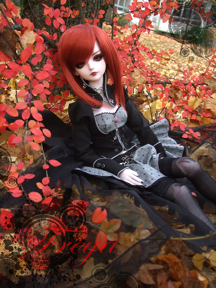 Autumn Freya by hyacinthess