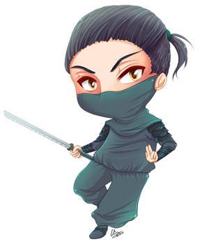 - Commission: The Ninja -