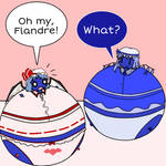 Flandre, the Bluest Blueberry