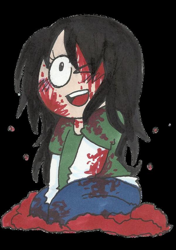 It's a Blood Bath! by MistroKiriskiro