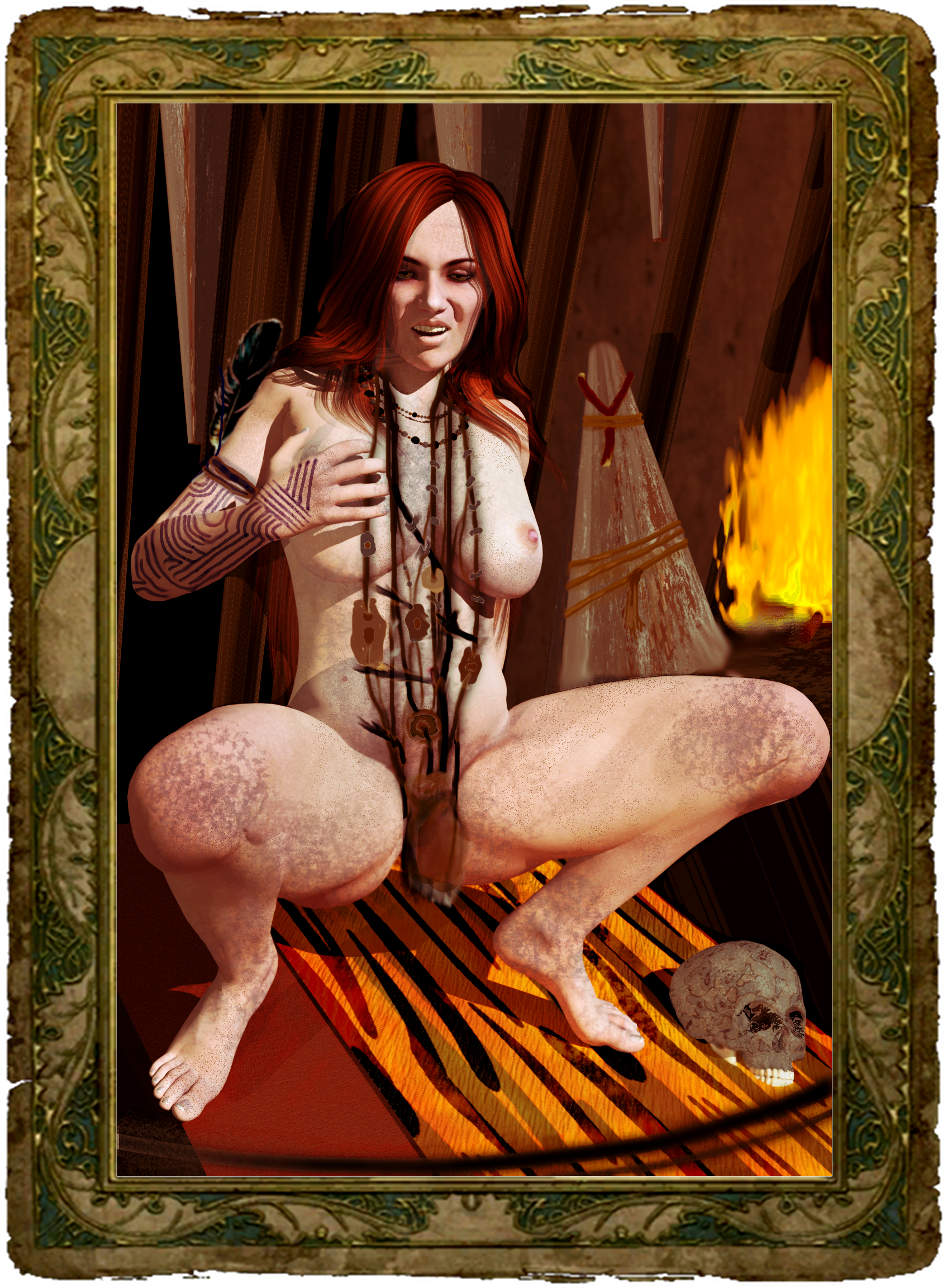 The witcher erotic cards sexy streaming