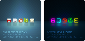 NoLED icons by KVirtanen