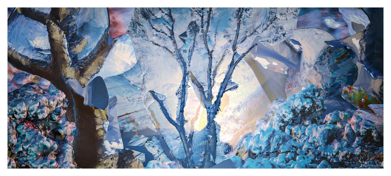 Post_smart (V/12) -- Timo's Forest by KVirtanen