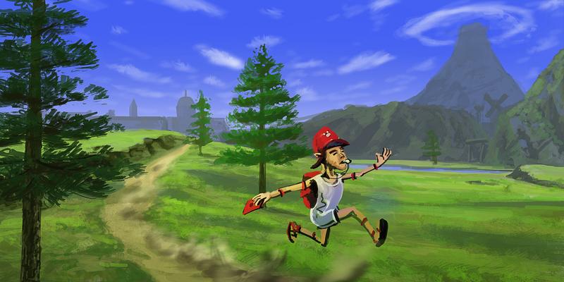 Mailman - Zelda: OoT by GoKammy