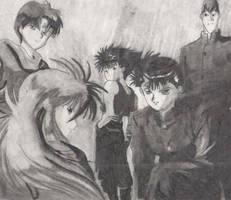 Sensing the Coming Danger by aikou-yami