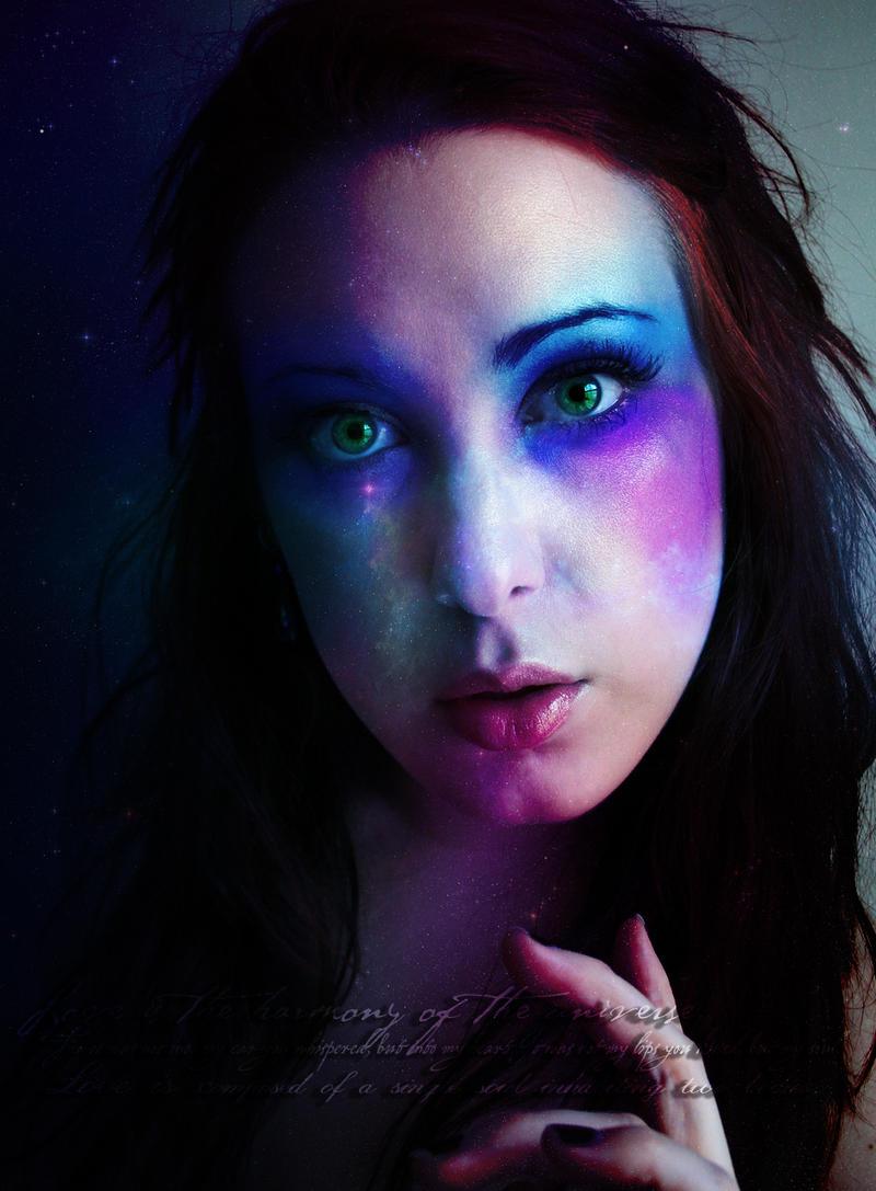Starlight Goddess by SeekingDivinity