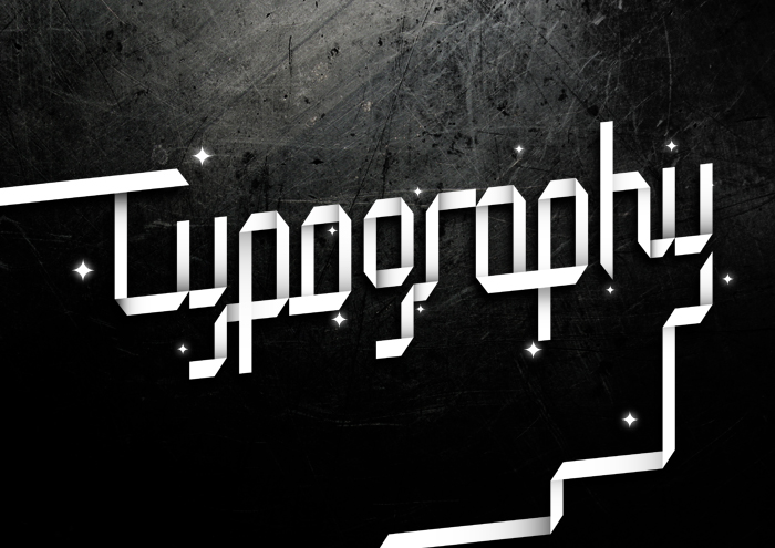 Typography Type by Lord-of-the-crayons
