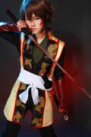 okita souji 7 by Lilia92x
