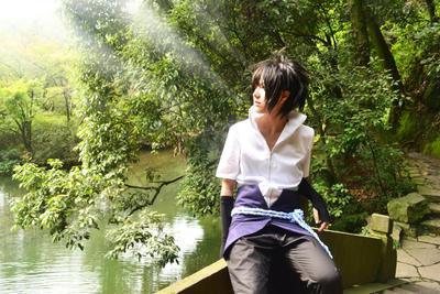 uchiha sasuke by Lilia92x
