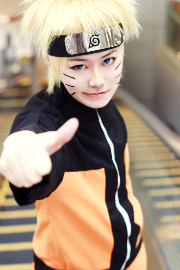 Naruto_iComic cosplay con_04 by Lilia92x
