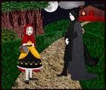 Halloween Severuki by Yoitefriend
