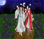Heaven Official's Blessing Fanart. by Yoitefriend