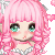 Free Avatar Pink cute by AmourSucreFans
