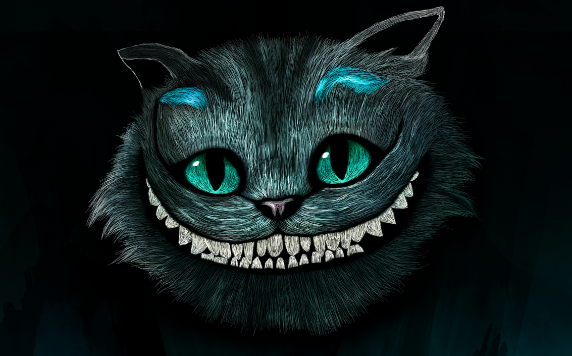 Cheshire Cat Who Did