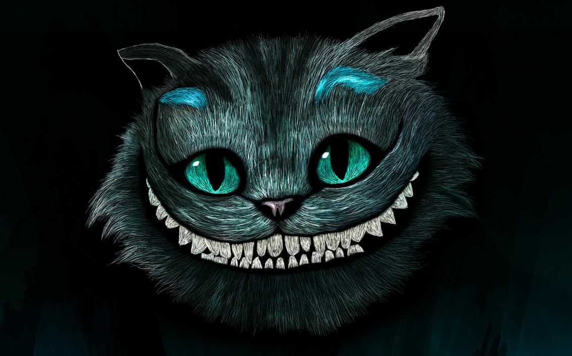 Alice In Wonderland Cheshire Cat Tattoo: Cheshire By Lozeng3r On DeviantArt